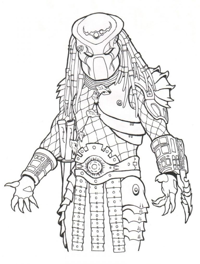 Predator Coloring Pages For Students Educative Printable In 2020 Superhero Coloring Pages Mermaid Coloring Pages Superhero Coloring