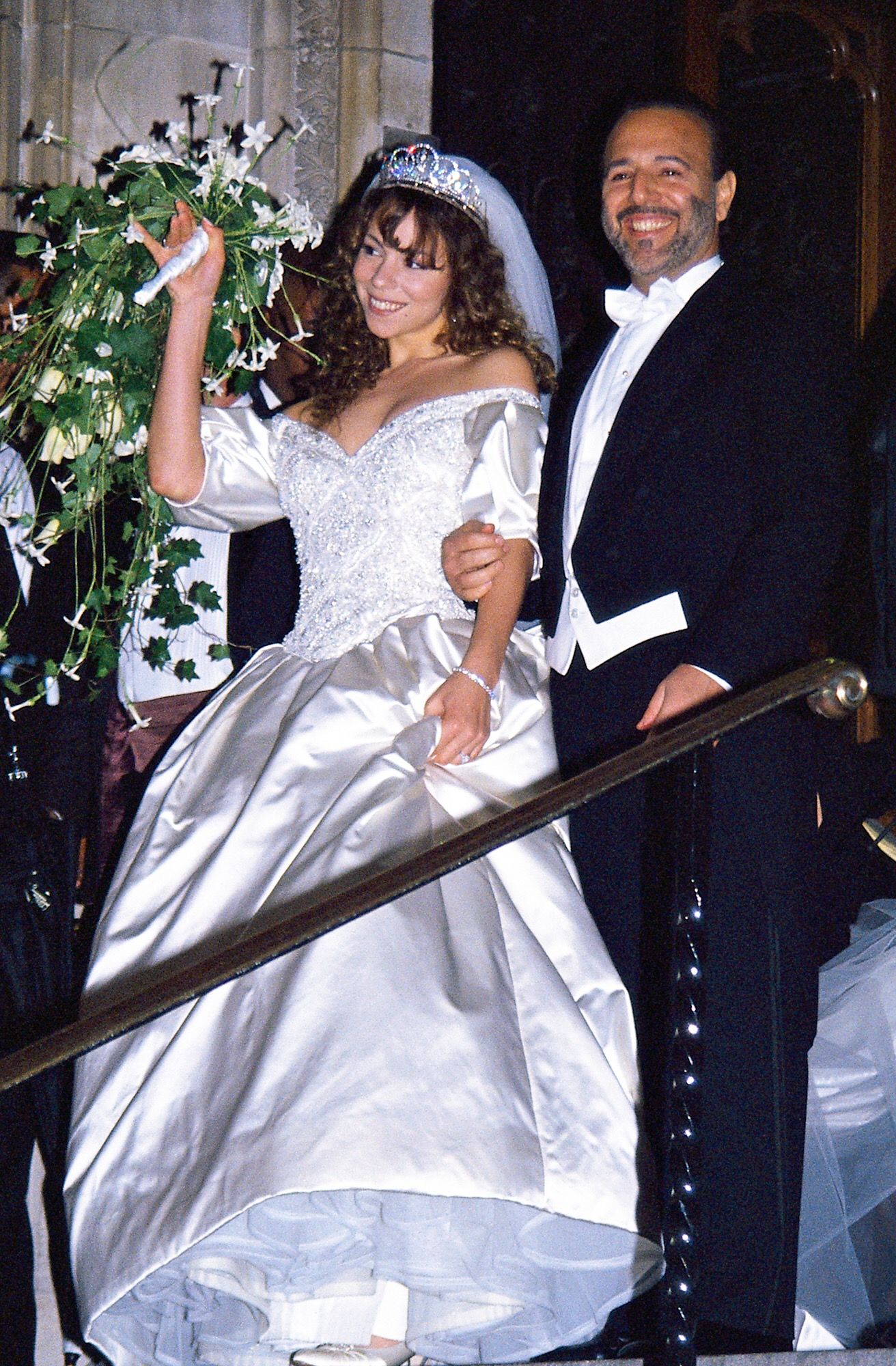 Mariah Carey Celebrity Wedding Dresses Wedding Dresses Princess