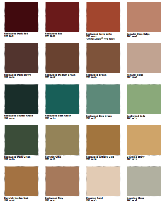 Color Scheme For Coffee Bathroom Painting