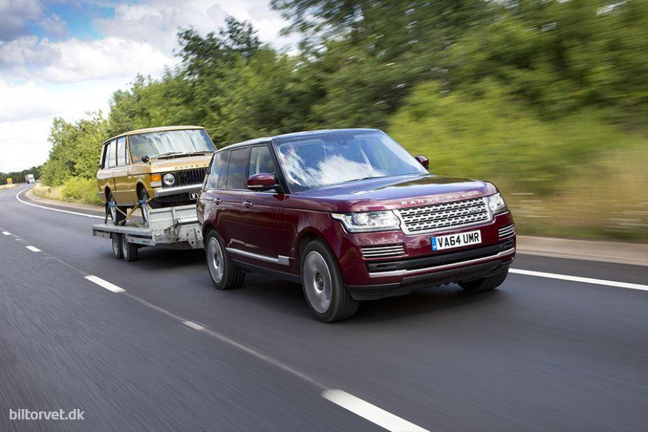 Land Rover udvikler gennemsigtig trailer