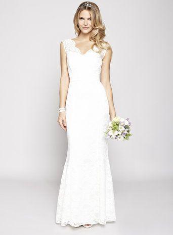 Ivory Florence Wedding Dress