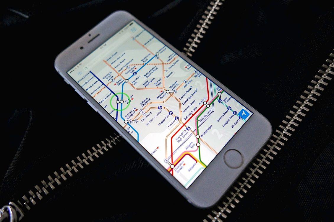 Mapway Tube Map App Mapway Tube Map