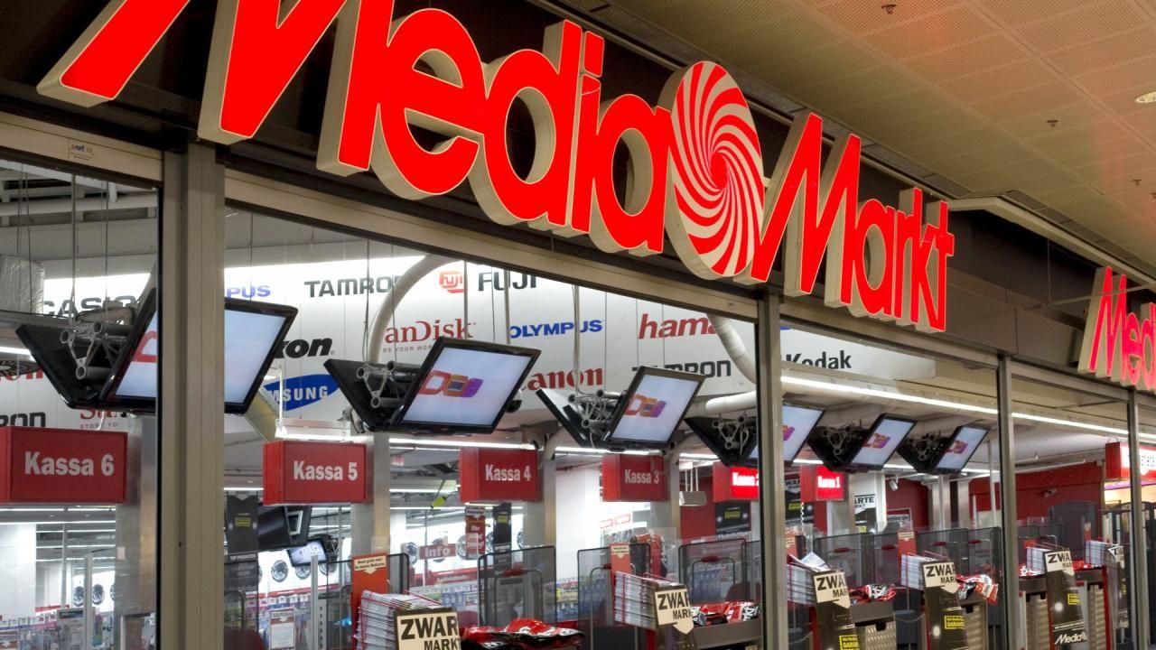 Bij de mediamarkt koop je producten die je zelden aanschaft. Je denkt goed na voordat je bijvoorbeeld een tv koopt