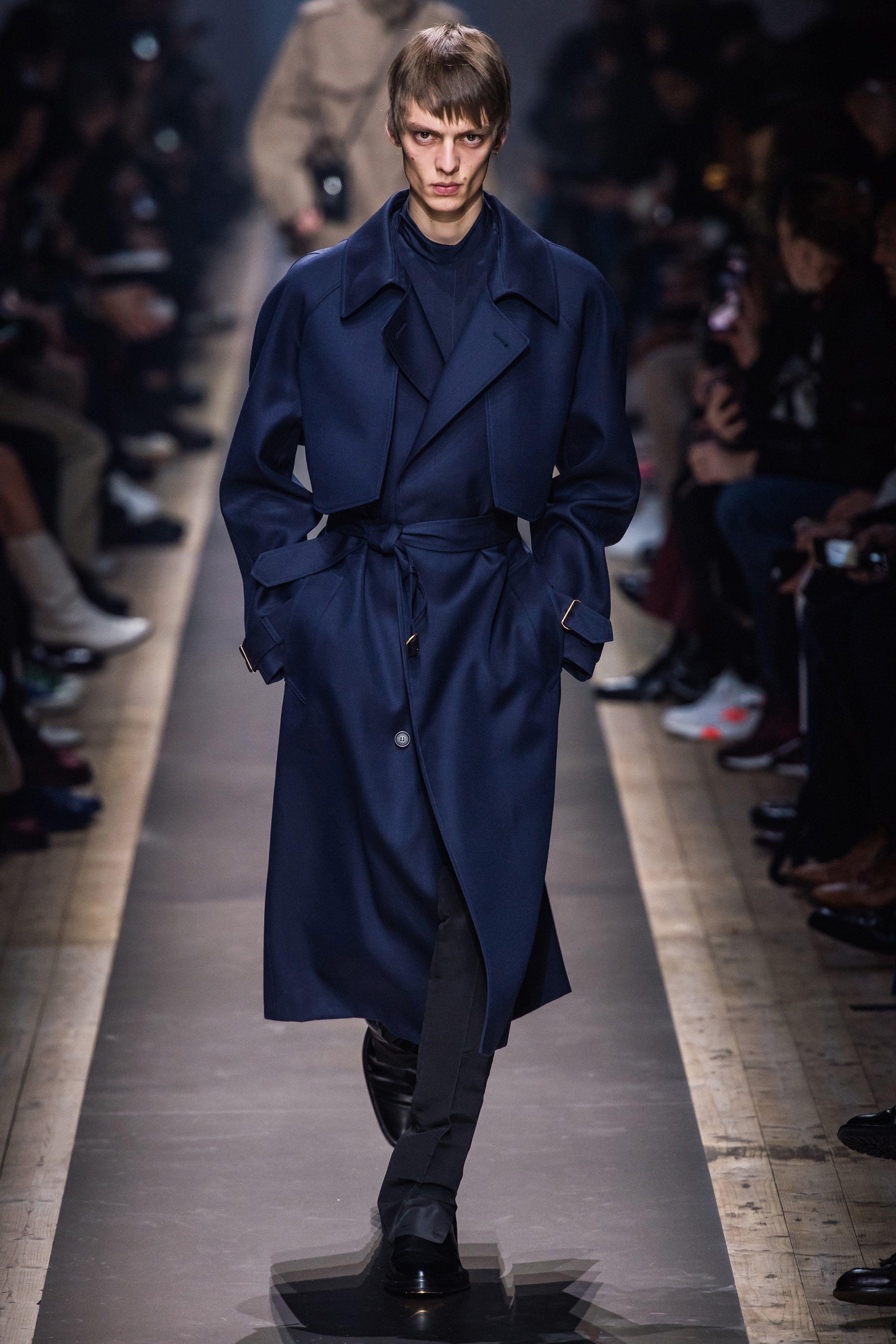 44696ebc7 Dunhill Fall 2019 Menswear Fashion Show in 2019 | Mens Wear 19 ...