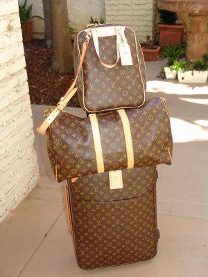 c80e789c45 Sac De Voyage Louis Vuitton, Valise Louis Vuitton, Sac Homme, Bagages,  Maroquinerie
