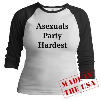 Asexuals party hardest