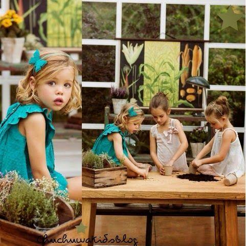 Blog moda infantil: *NANOS Moda Infantil Colección Verano 2015*