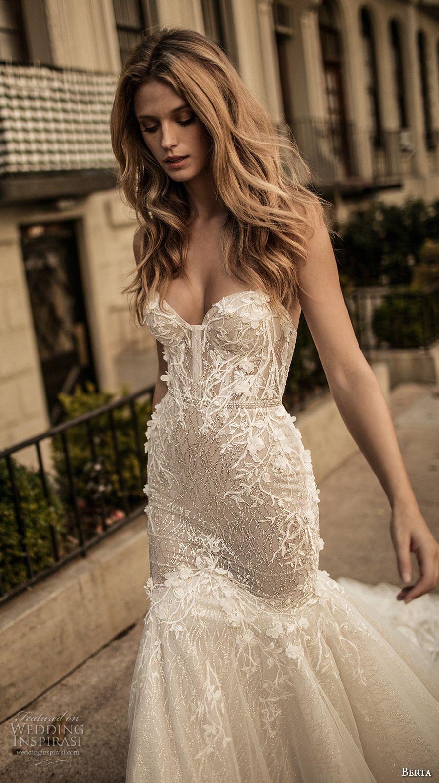 Berta Fall 2017 Wedding Dresses Wedding Inspirasi Bridal Corset Wedding Dresses Wedding Dresses 2017 [ 1604 x 900 Pixel ]