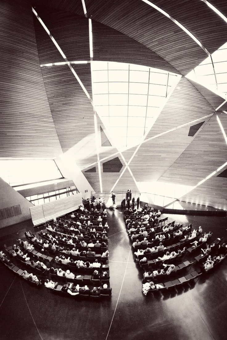 McNamara Alumni Center in Minneapolis, Minnesota | 22 Of The Coolest Places To Get Married In America