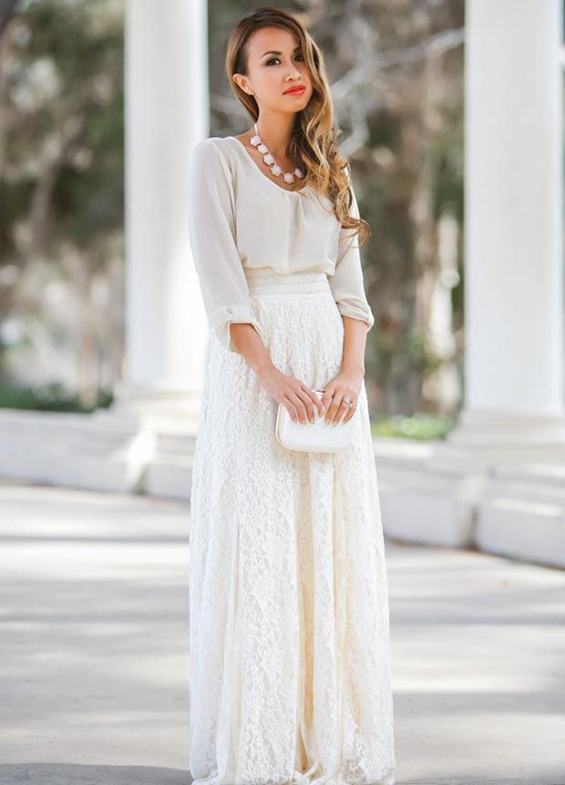 871dd04d386e 27 Astonishing White Outfit That Will Make You Look Absolutely ...