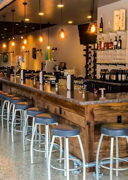 simple bar counter designs restaurant - Google Search | 207-Drinking ...