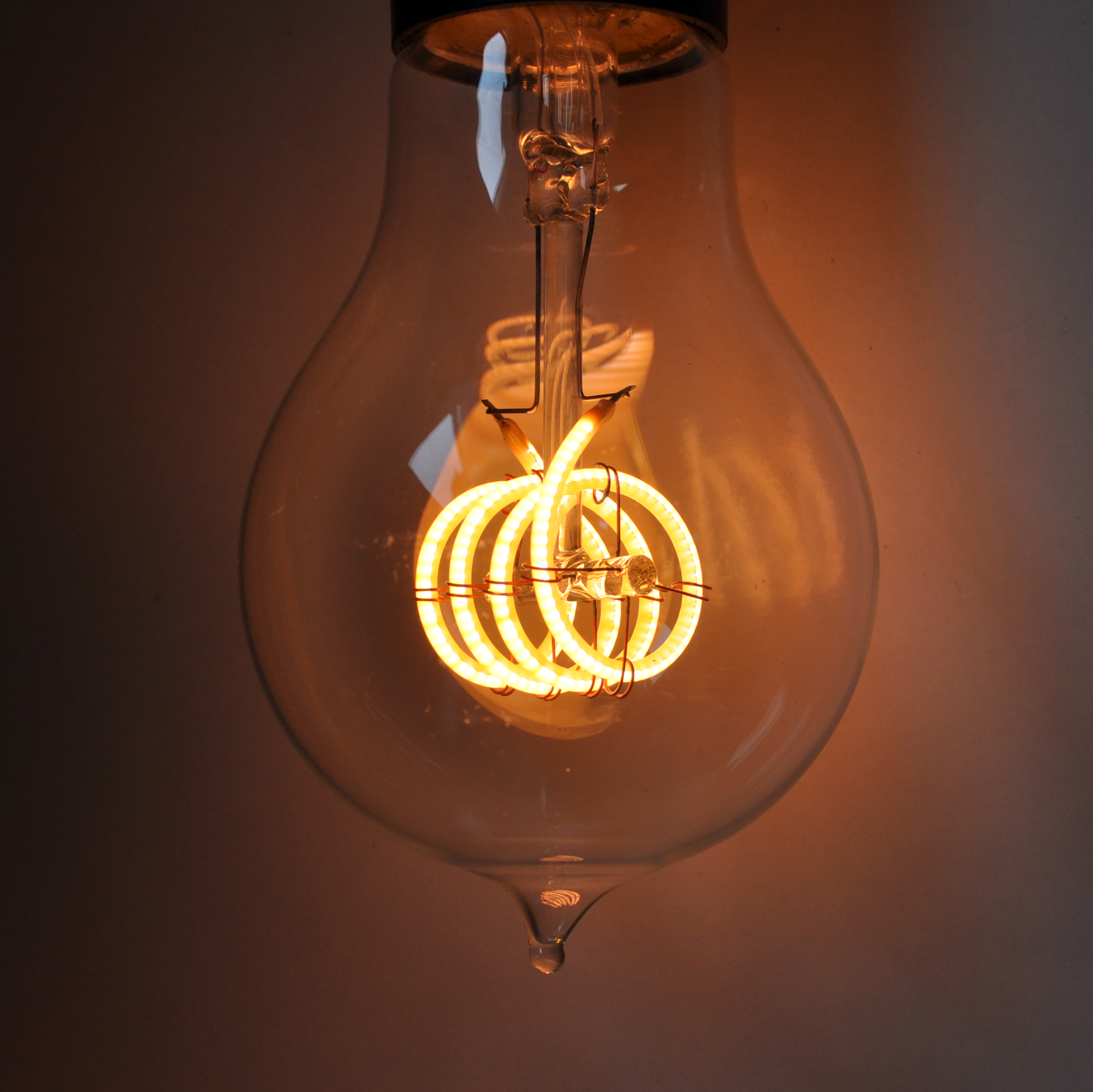 Our Led A19 Round Filament 3 Watt Led Light Bulb Includes One Led A19 240mm Round Filament Light Bulb Standar Edison Light Bulbs Bulb Filament Bulb Lighting