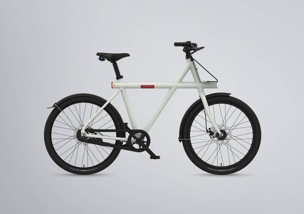 Vanmoof Smart S Coffee Obsession Cycling