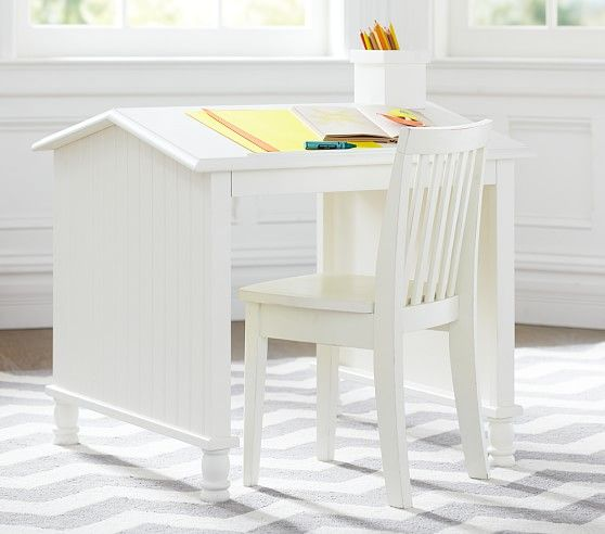 Catalina House Desk Pottery Barn Kids Kids Desk Chair Furniture
