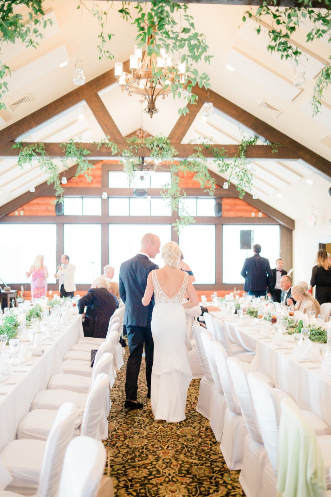 Reception Inspiration Firestone Country Club Wedding Akron Oh