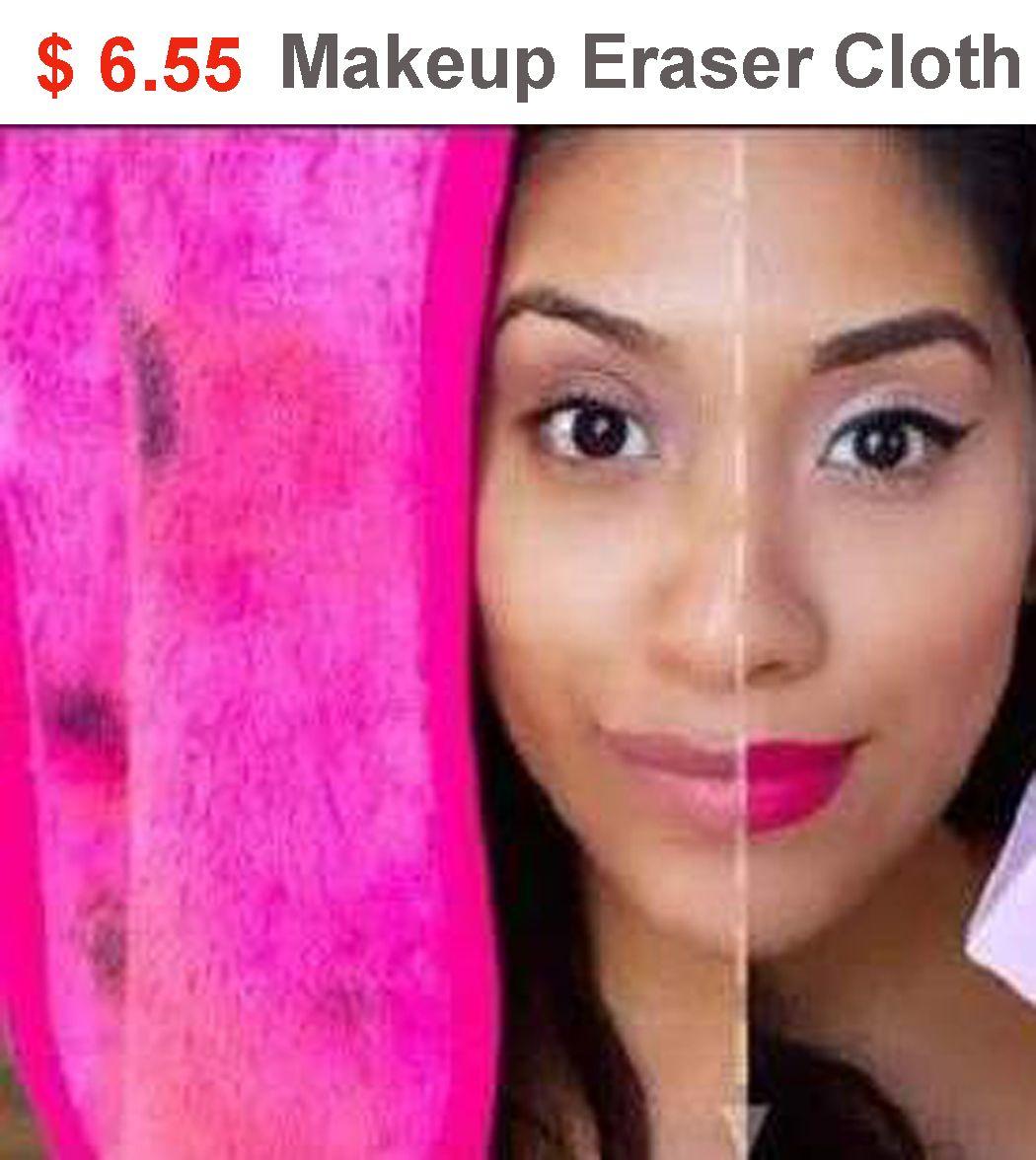 6.55 makeup Makeup Remover Washcloth Reusable Microfiber