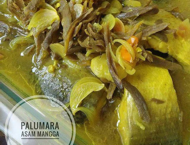 Resep Palumara Asam Mangga Resep Resep Masakan Indonesia Resep Masakan