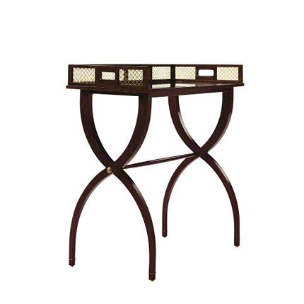 Baker Furniture : Drinks Tray Table   3432 : Barbara Barry : Browse Products