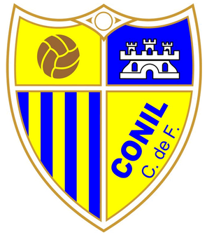 1931, Conil CF (Conil de la Frontera, Andalucia, España) #ConilCF #España  (L19310) | Fútbol, Escudo, Club deportivo