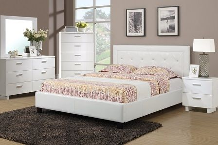 White Bed Frame Queen | Bed frames and Queens