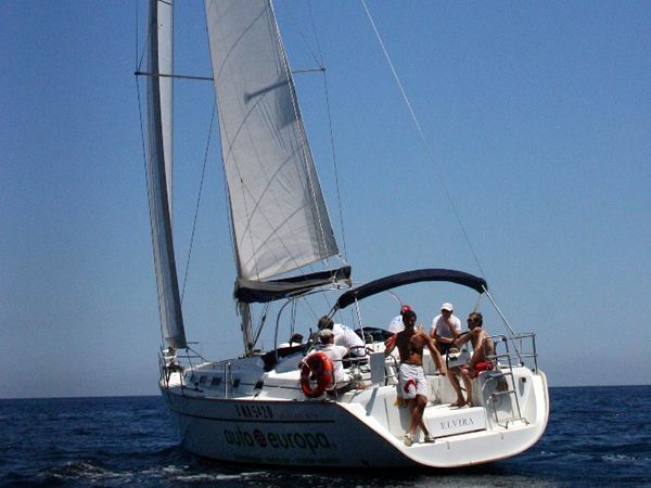 Flotta Sailing Sicily Yacht Charter in Sicily