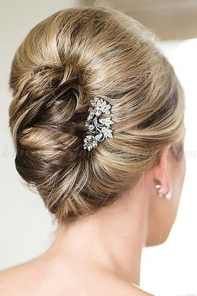 45 mother of the bride hairstyles  elegant updo updo and