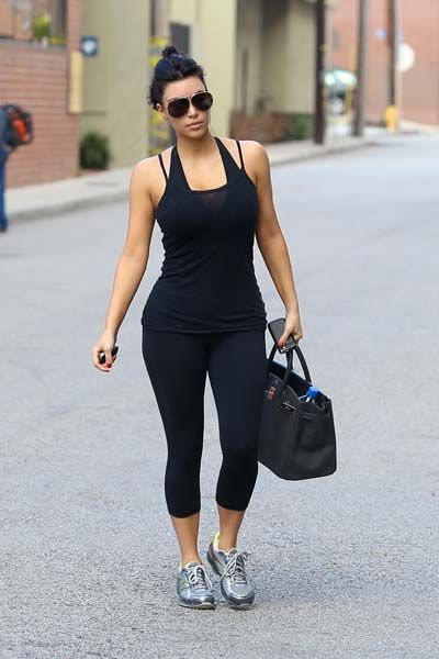 Kim Kardashian Gym | Fitness | Pinterest | Kardashian Gym And Gym Style