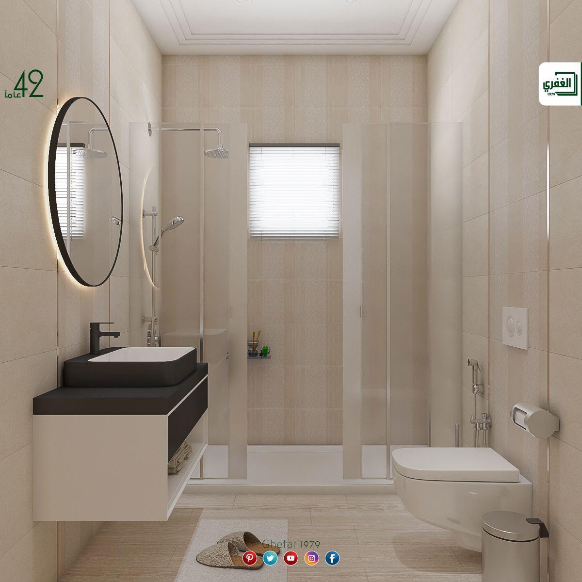 بلاط أسباني للاستخدام داخل الحمامات المطابخ اماكن اخرى للمزيد زورونا على موقع الشركة Https In 2021 Round Mirror Bathroom Bathroom Mirror Lighted Bathroom Mirror