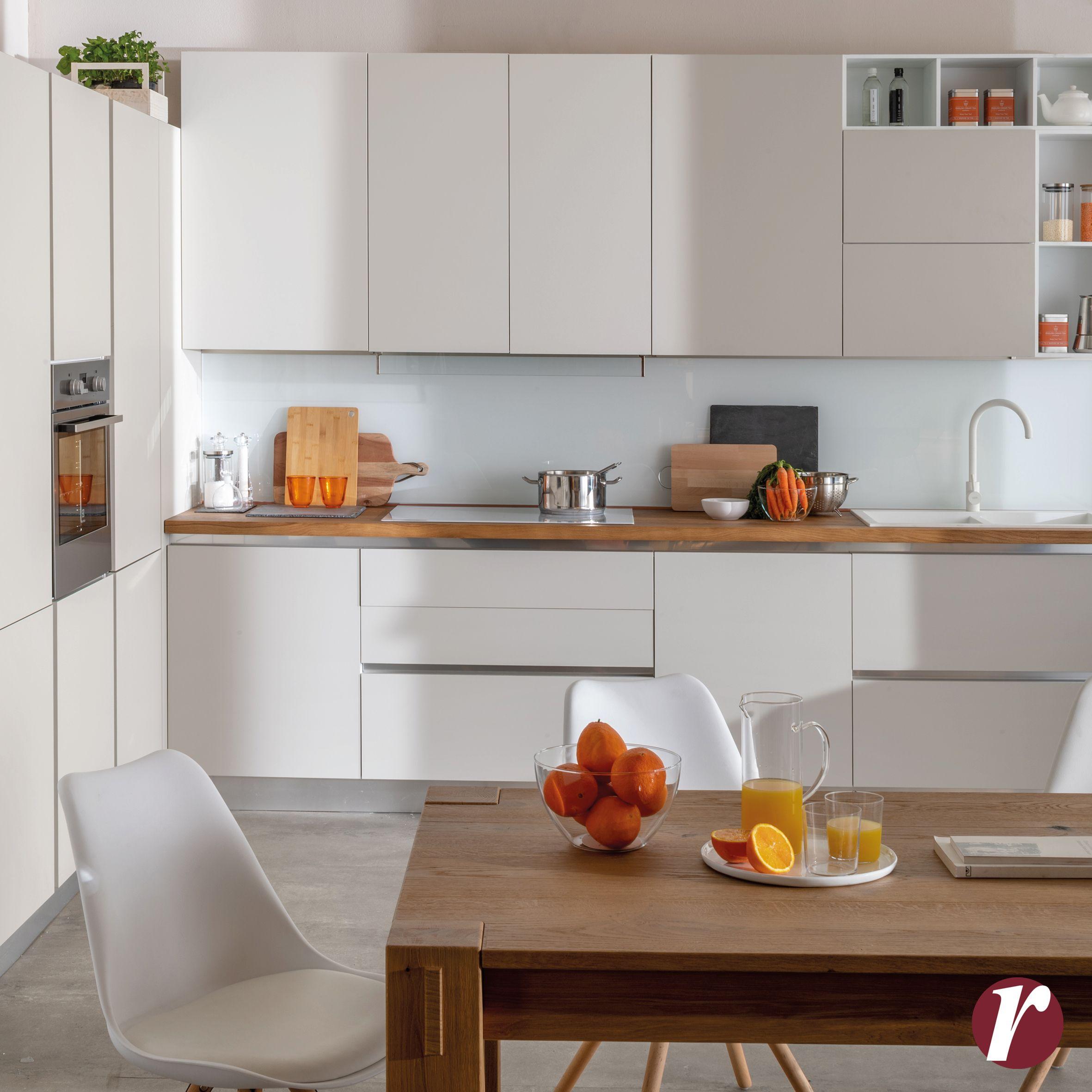 Leggerezza E Funzionalita Sono Le Parole D Ordine Per La Nuova Cucina Componibile Cielo Qui Proposta Con Una Composizione Nel 2020 Arredamento Casa Arredamento Mobili