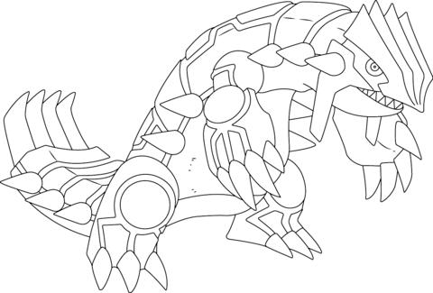 383-groudon-pokemon-coloring-page.png (480×325) | Pokemon ...