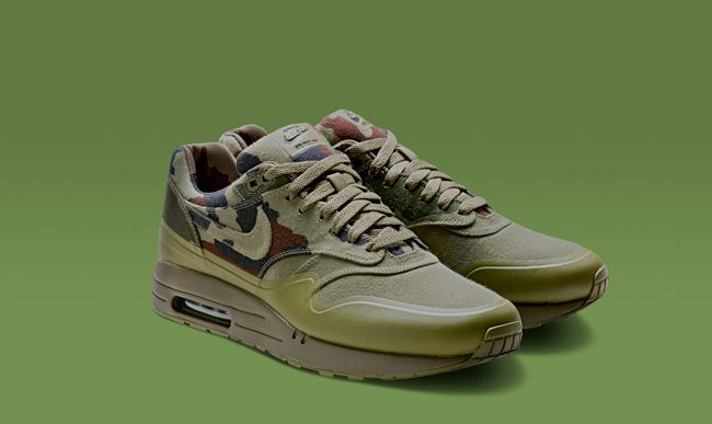 nike air max camo (summer 2013) | From where i stand