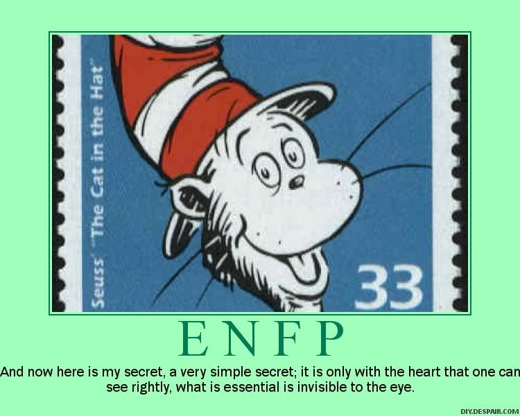 Dr seuss personality type