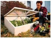 Free Vegetable Gardening How-To Guides and Project Plans!   Learn how to build your own cold frames, compost bins, garden tools, row covers, raised planter beds, potting benches, garden carts and more. Grow the best organic vegetables, fruit and herbs in your backyard with the help of these guides and do-it-yourself plans.