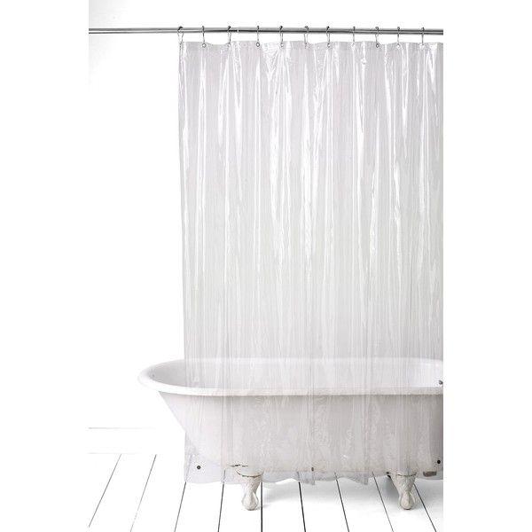 Lands End Shower Curtain Liner 9 99 Liked On Polyvore