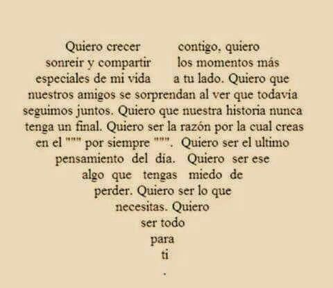 Te Ama Mi Cosita Hermosa Te Amo Mucho Frases Largas