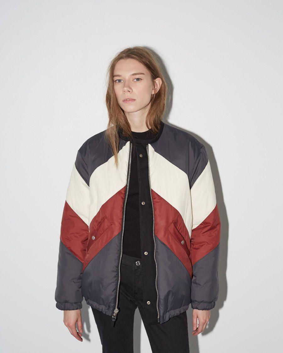 Isabel Marant Etoile Celia Puff Jacket Shop At La Garconne A W [ 1125 x 900 Pixel ]