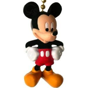 Disney mickey mouse ceiling fan light pull mickey mouse stuff disney mickey mouse ceiling fan light pull aloadofball Choice Image