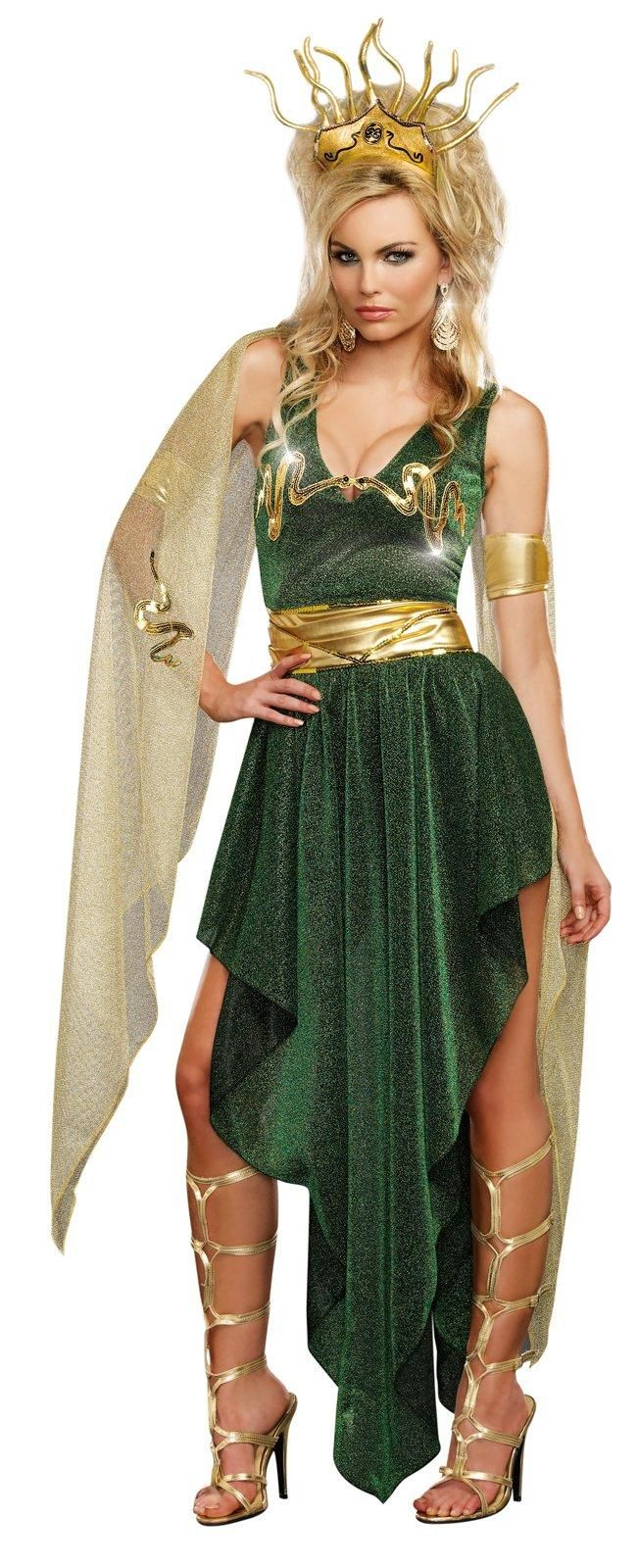 Sultry Medusa Costume | Costumes, Halloween costumes and Halloween ...