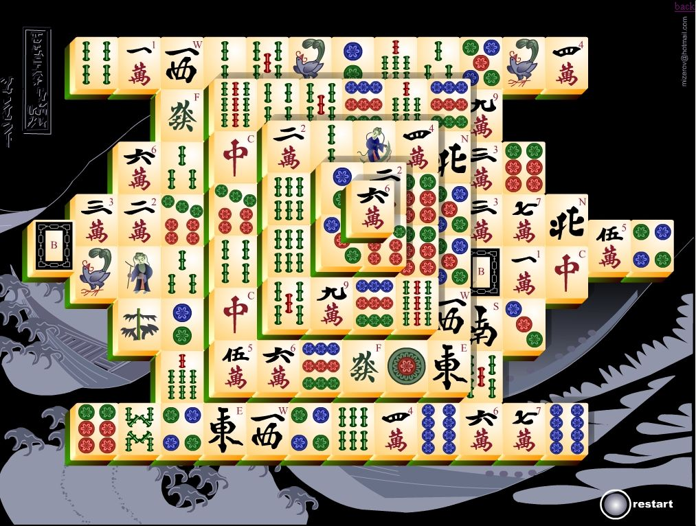 Play Free Mahjong Games :: FreeGames.com