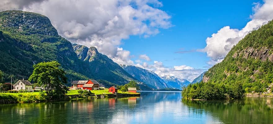 14 Day Norway Iceland Uk Mystical Fjords From London Southampton European Cruises Cruise Europe Scandinavian Holidays