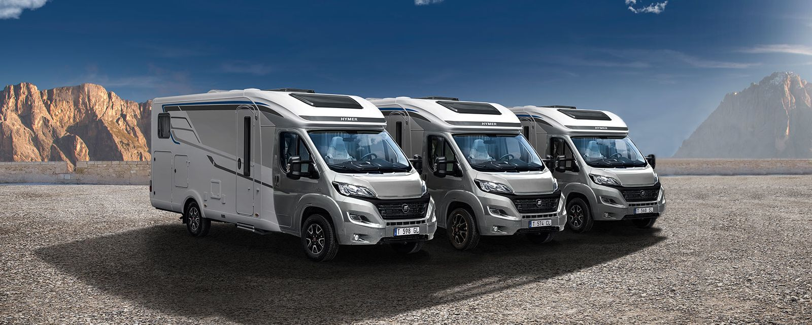 """HYMER T-Class """"Ambition"""" 