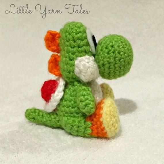 Fiche amigurumi : YOSHI – Elylou crochette | 570x570