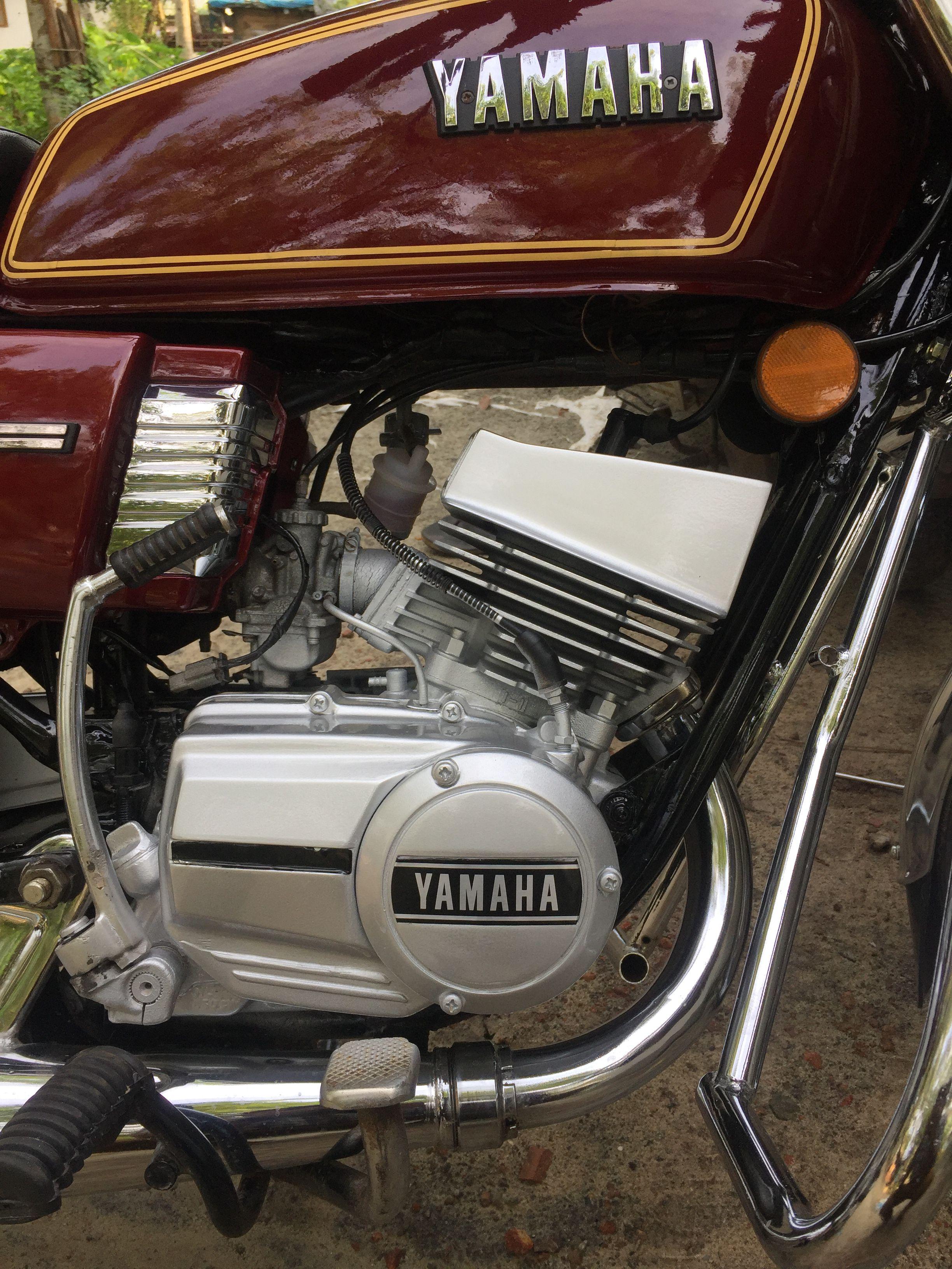 Yamaha Rx100 Engine View Yamaha Rx100 Yamaha Rx 135 Yamaha