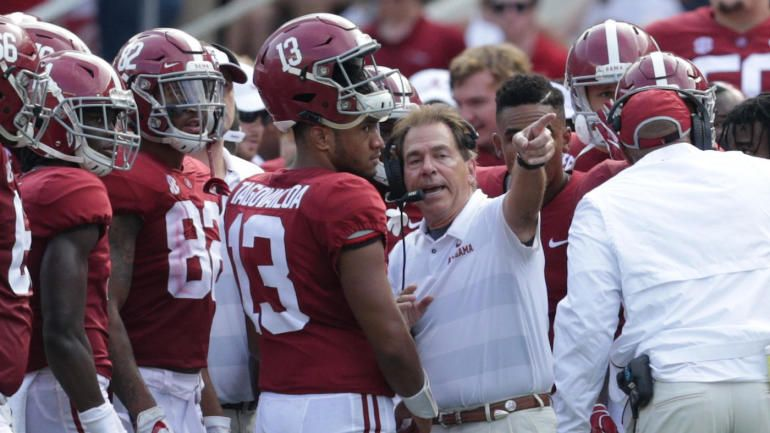 College Football Playoff 2018 predictions Why the No. 1