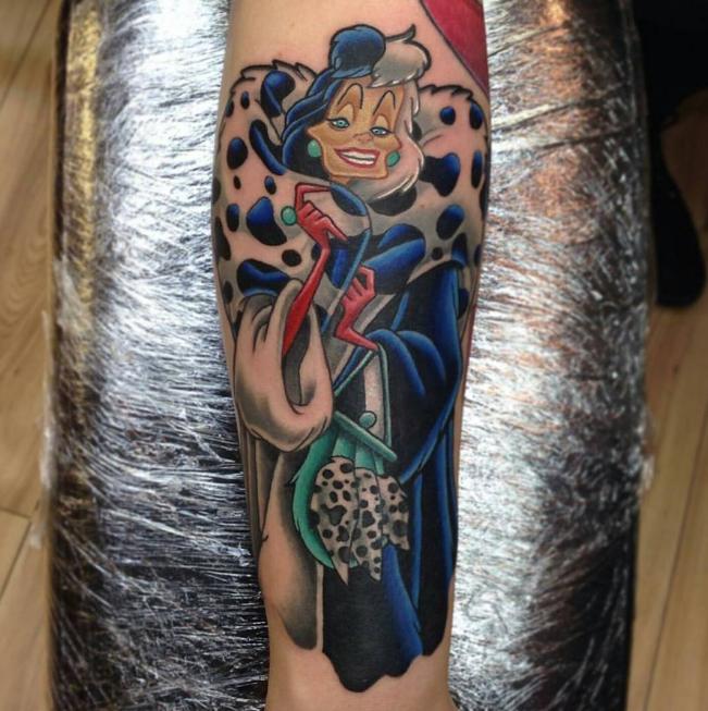 Awesome Disney Tattoos Tattoos, Disney tattoos, Flash tattoo