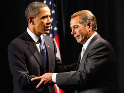 Obama 'Comfortable' with GOP Funding Plan - Tea Party News