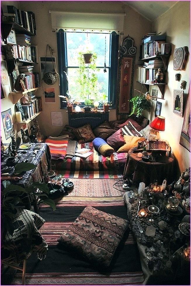 Bohemian Bedroom Ideas Interior Hippie Bedrooms ...