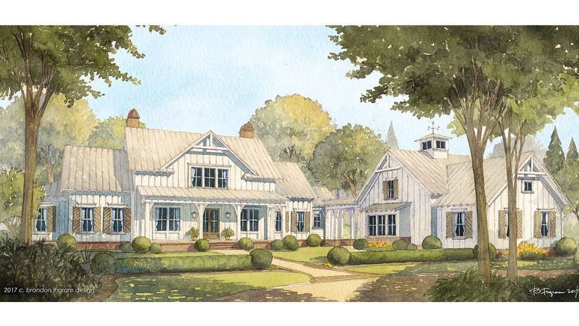 10 Dreamy Southern House Plans With Serious Curb Appeal