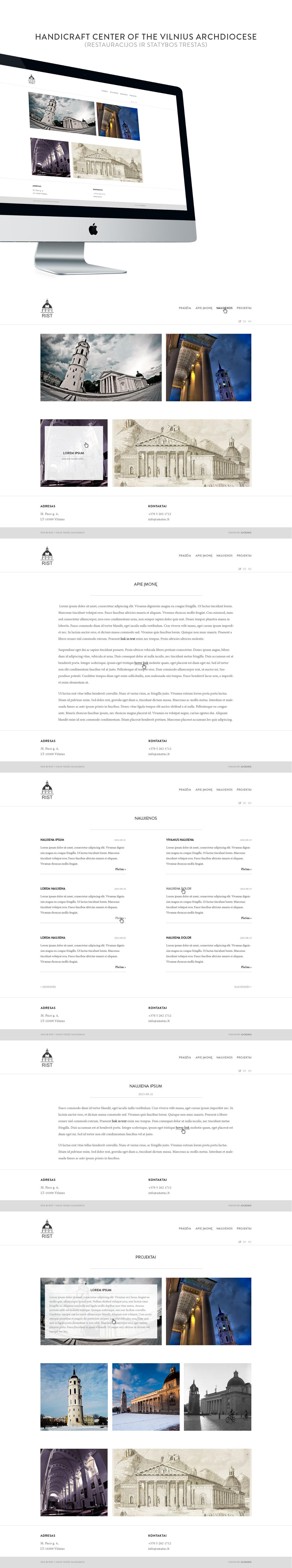 RIST   for sale by horder on deviantART #webdesign