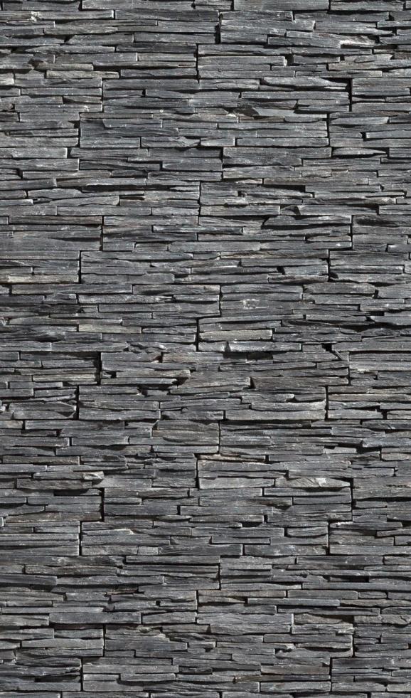 Textura de stonepanel laja jet dark un panel de piedra for Piedra revestimiento pared